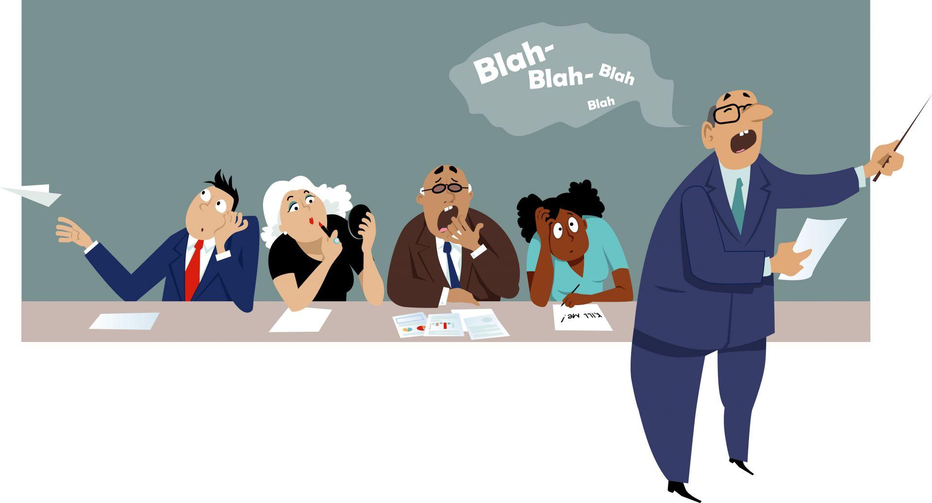 在聽眾專注力最集中的時候,你要說什麼?