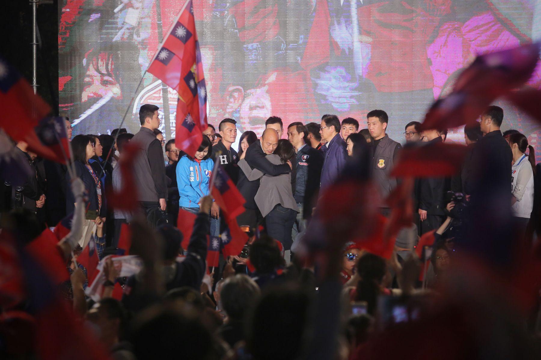 慘輸265萬票!韓國瑜踩3大致命地雷,走向敗選之路