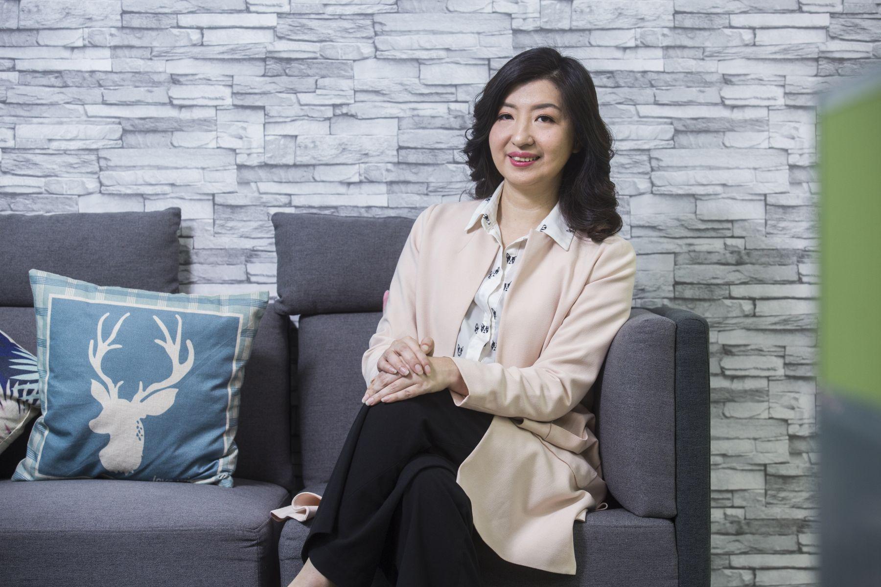 一天工作超過13小時…家庭生活也從不缺席 年營收上億女經理人彭思齊的「溫柔管理學」