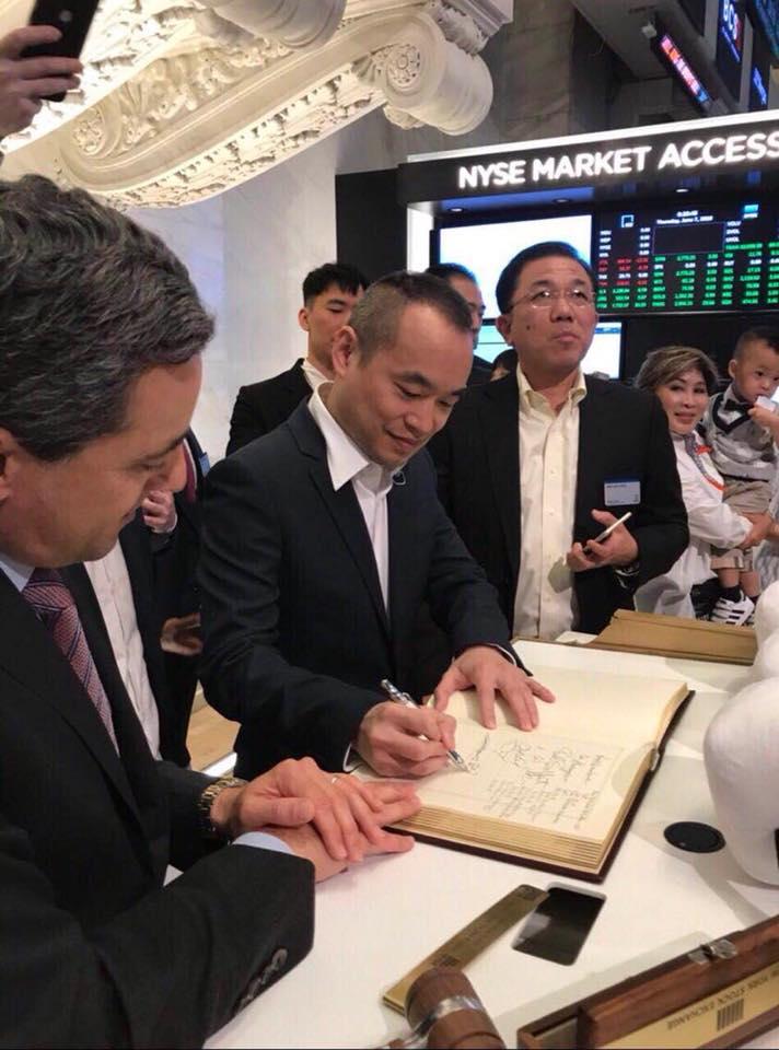 募到10億卻暫緩IPO?揭M17紐約掛牌疑雲
