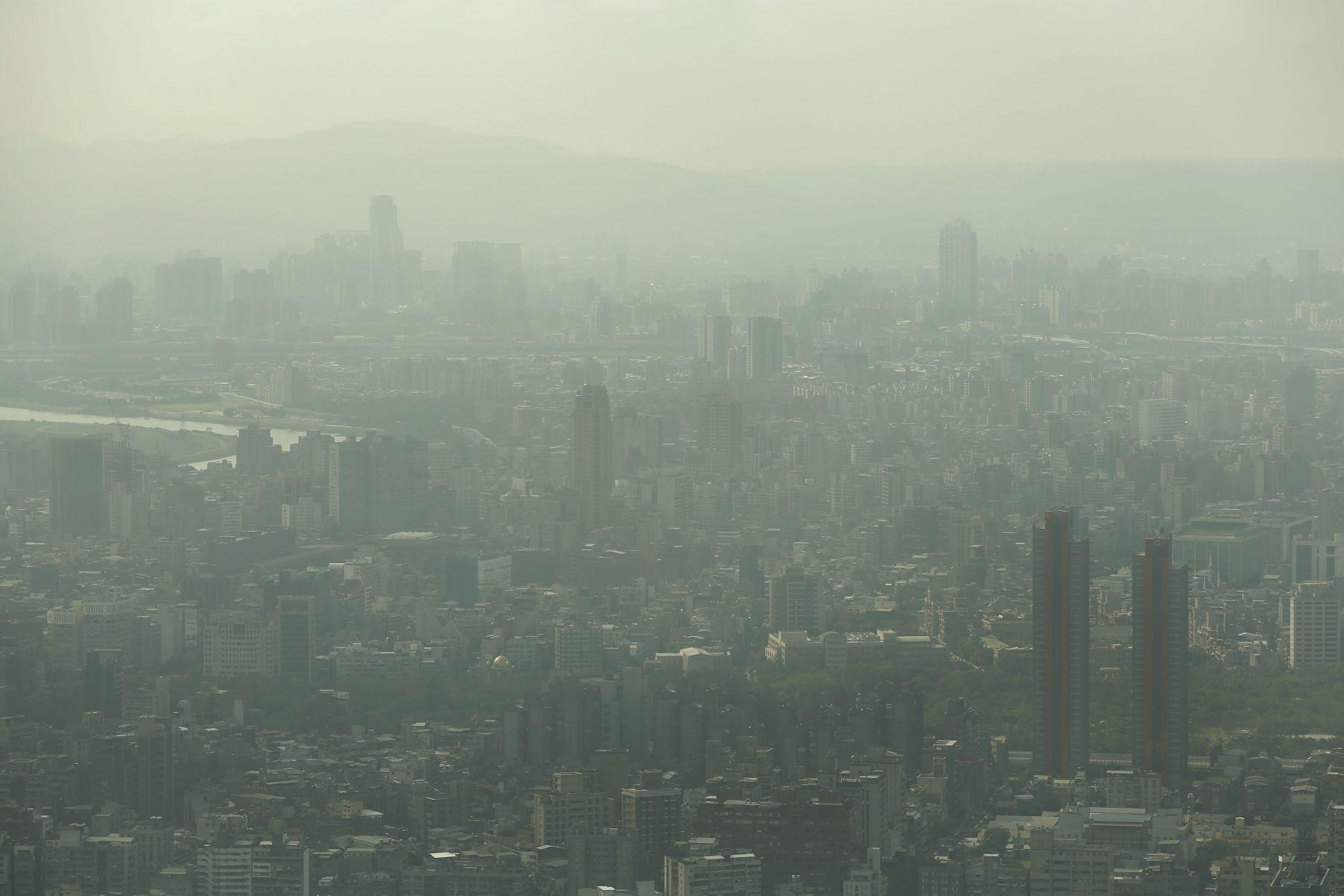 空污威脅!國人死亡危險因子「PM2.5」榮登第4名