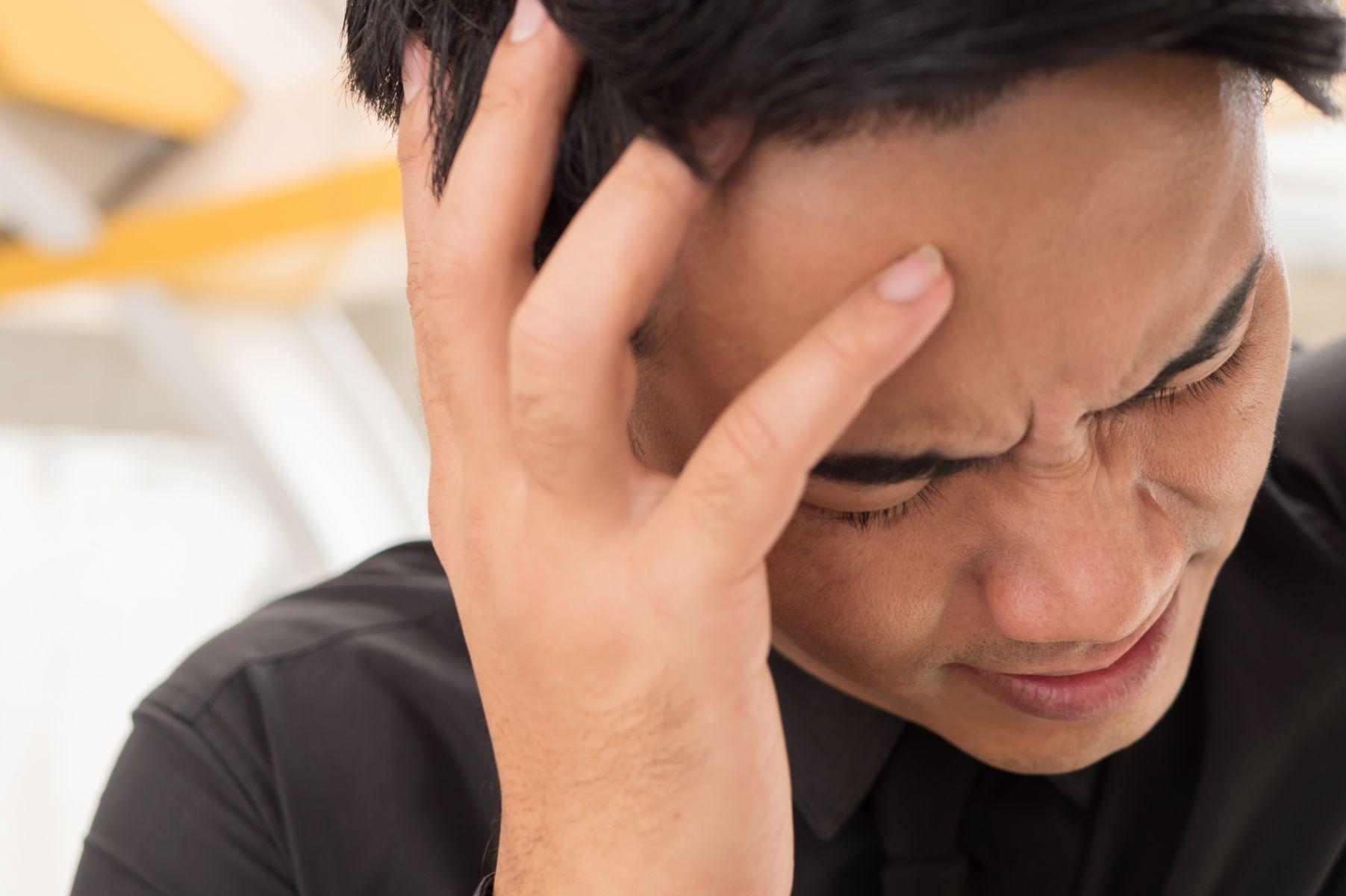 腦中風襲擊年輕人 經常熬夜要小心