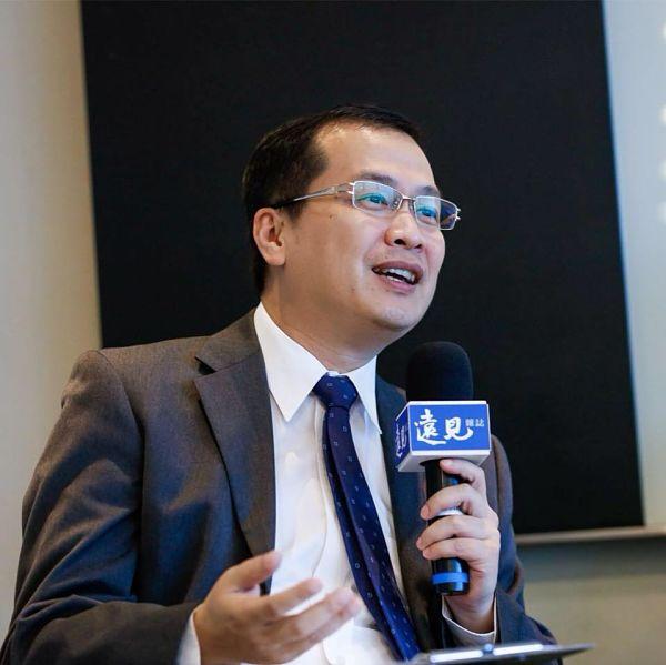 羅智強宣布競選大安文山議員 目標選2026台北市長
