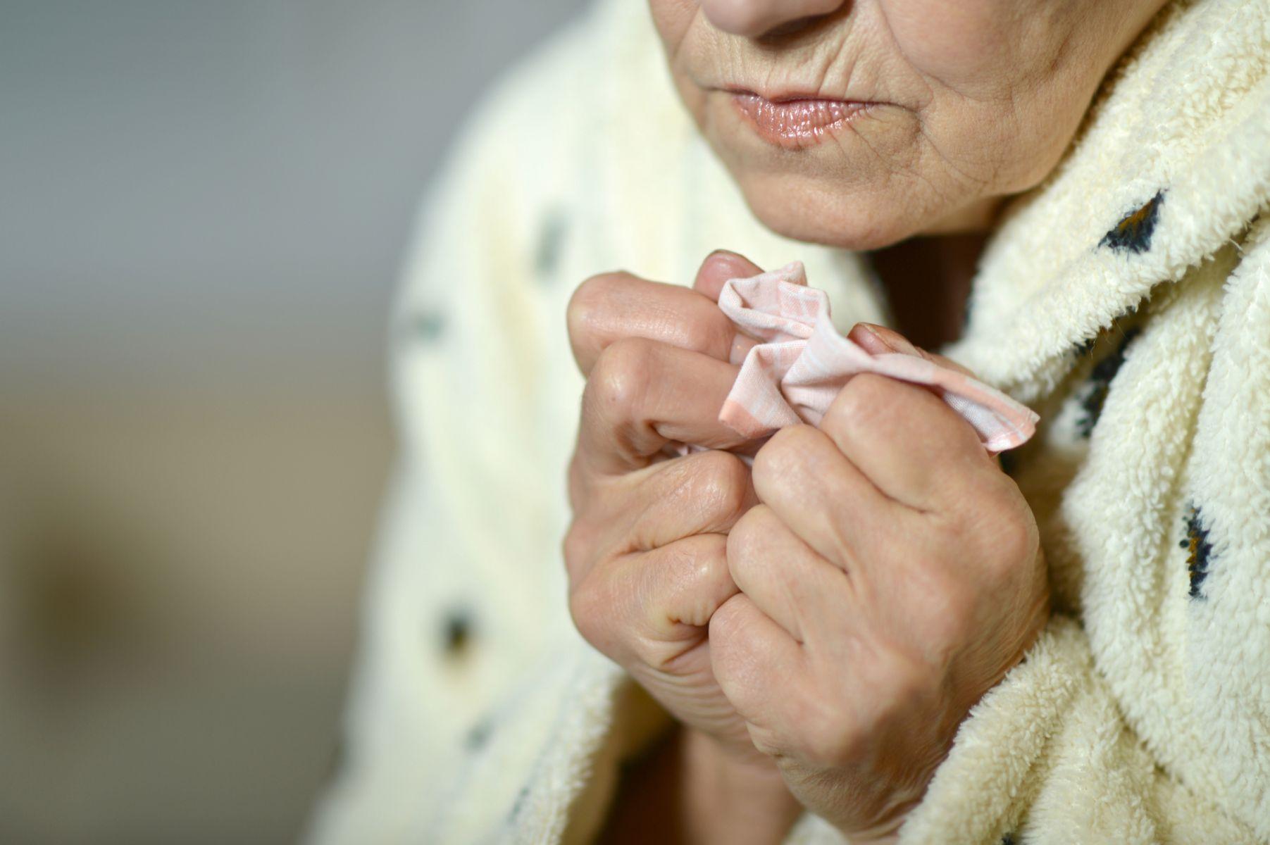 氣溫驟降對人體影響大 易引發氣喘、過敏、腦中風