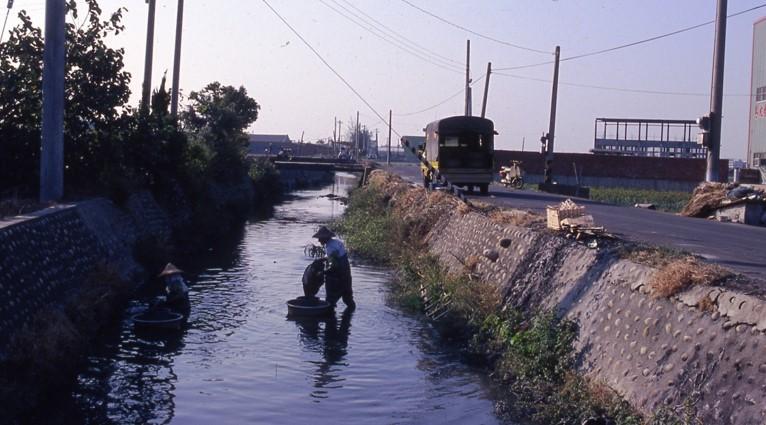 「當我家門前有污河...」.柯金源影像全紀錄台灣河川污染史
