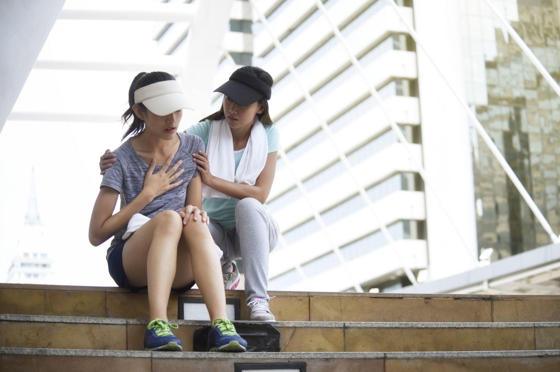 路跑有可能會猝死?國家隊隊醫教你運動前評估