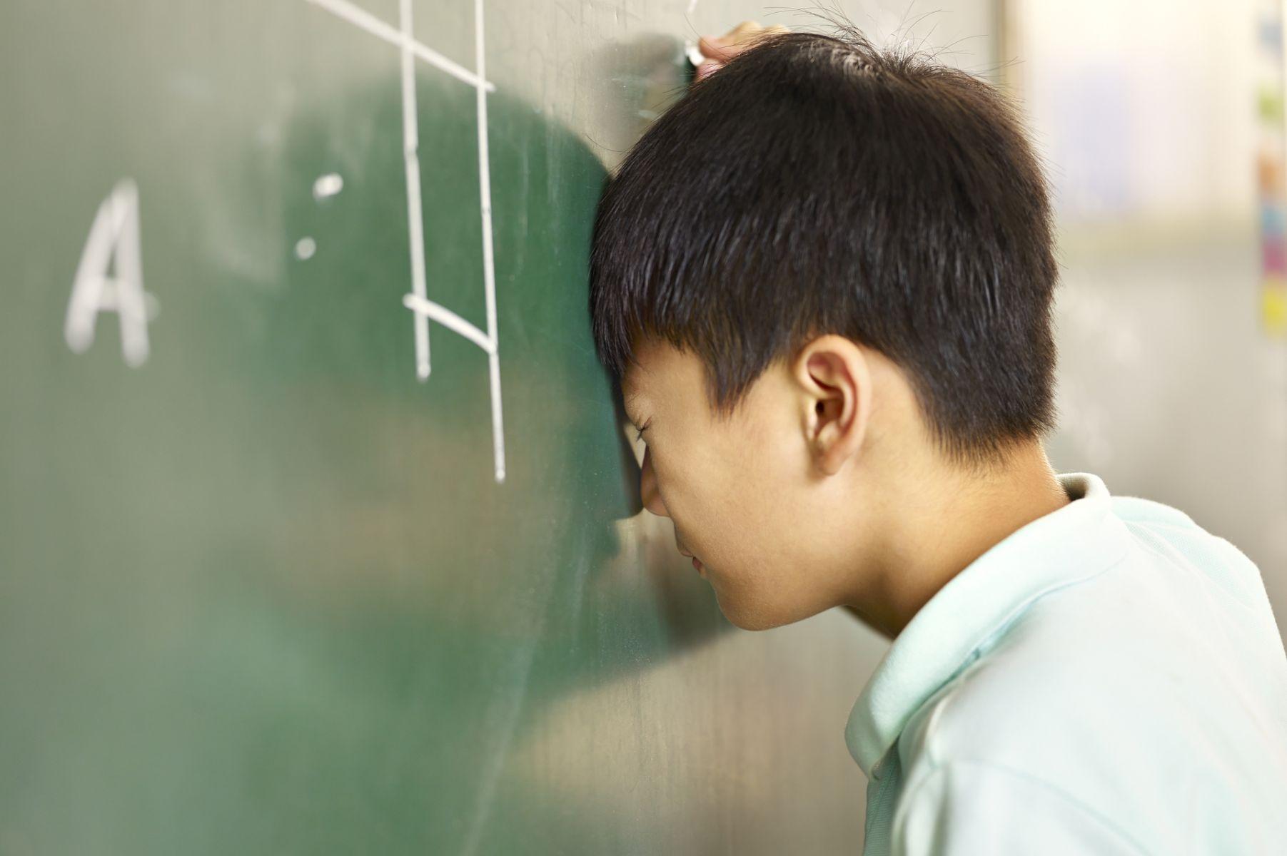 全校學測考不到40級分 學務主任:請別用成績否定學生