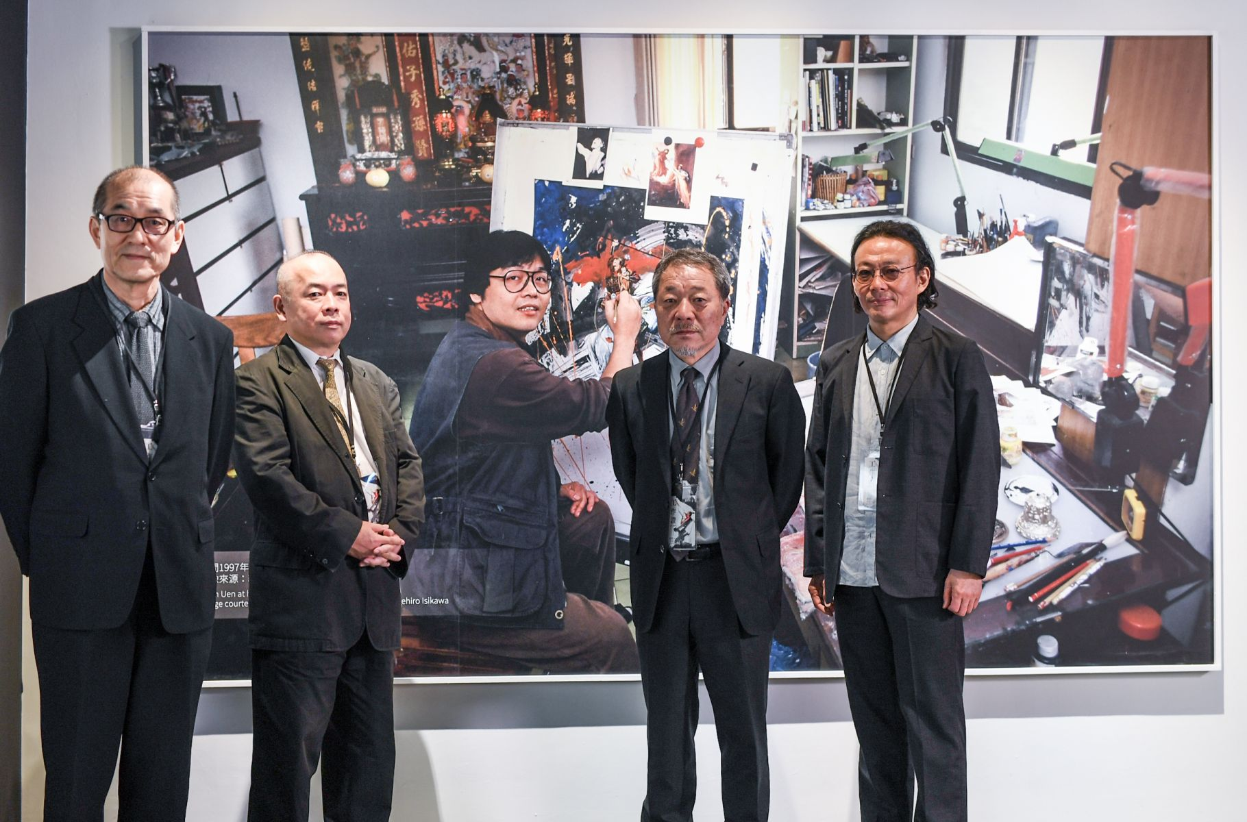 鬼才!一部橫越1萬5千公里的拍攝 揭露國寶級漫畫大師鄭問,如何成為台灣驕傲