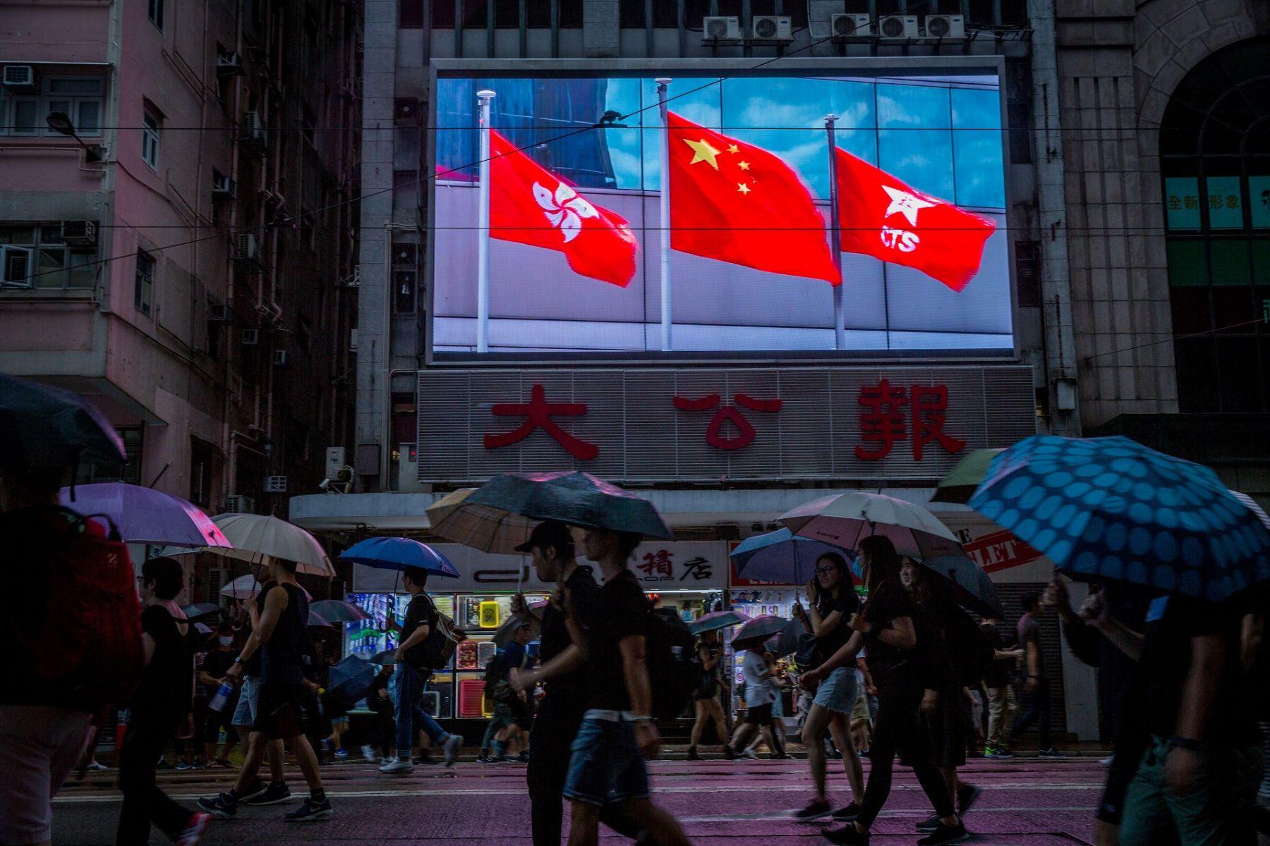 港版國安法通過!無視國際壓力 北京伸手背後的3個盤算