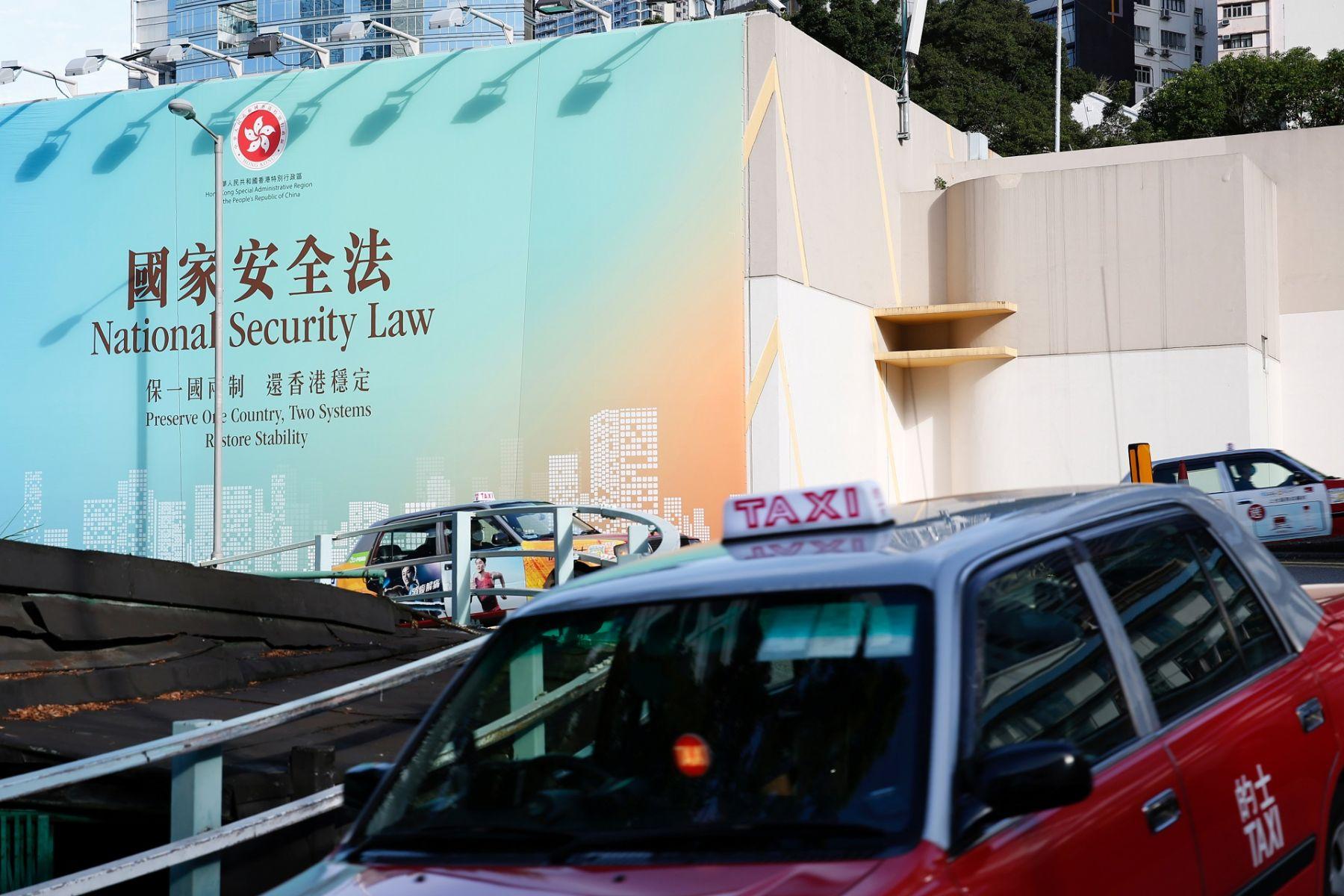 就算只是轉機過境香港,主張台獨也可能被抓?為何台灣人一定要關心「港版國安法」