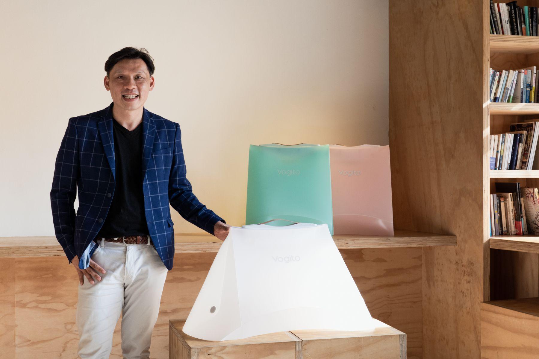 苦蹲十年讓世界看得起MIT 這款「UV殺菌折疊罩」憑什麼連日韓都搶賣?
