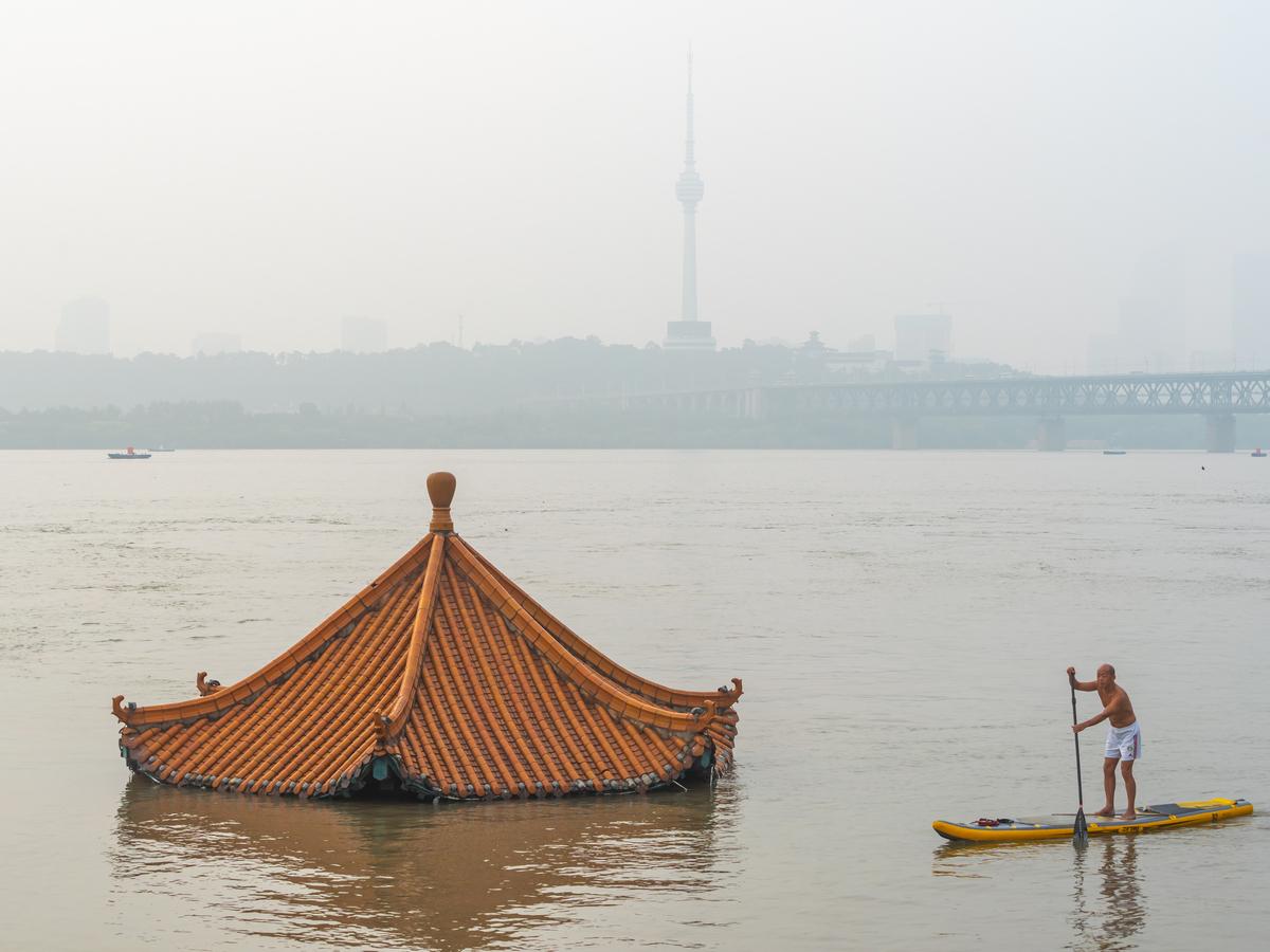 暴雨淹了大半個中國…才宣告第二季GDP增3.2%,洪水將拖累中國經濟復甦?