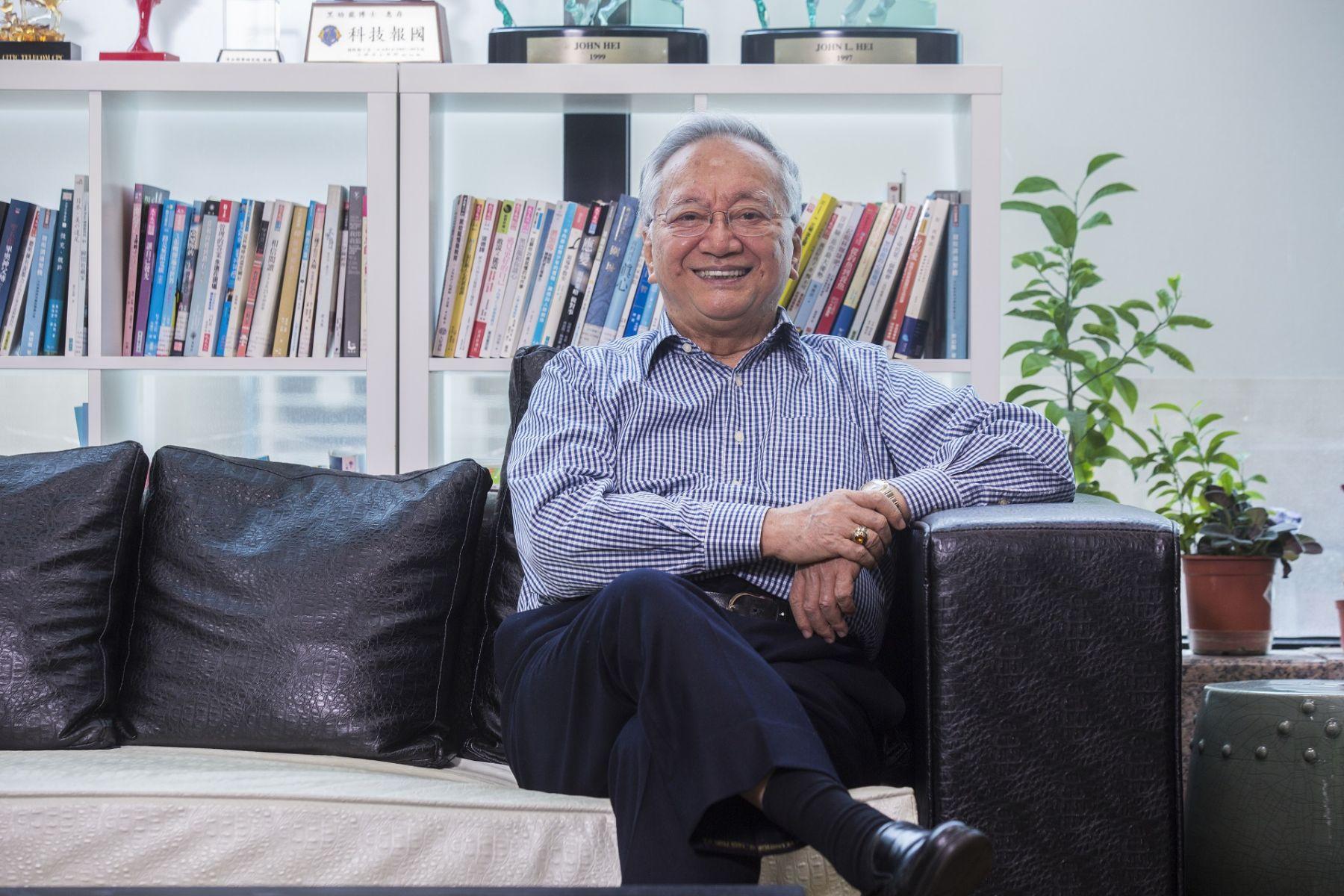 失業大叔翻身成連續27年全球營收冠軍CEO!走過經營低谷 黑幼龍的逆境領導學
