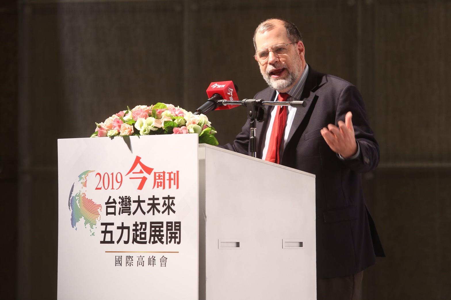 台灣是美中貿易戰的最大受害者 美國經濟學權威科文:美國根本不在意小國的死活