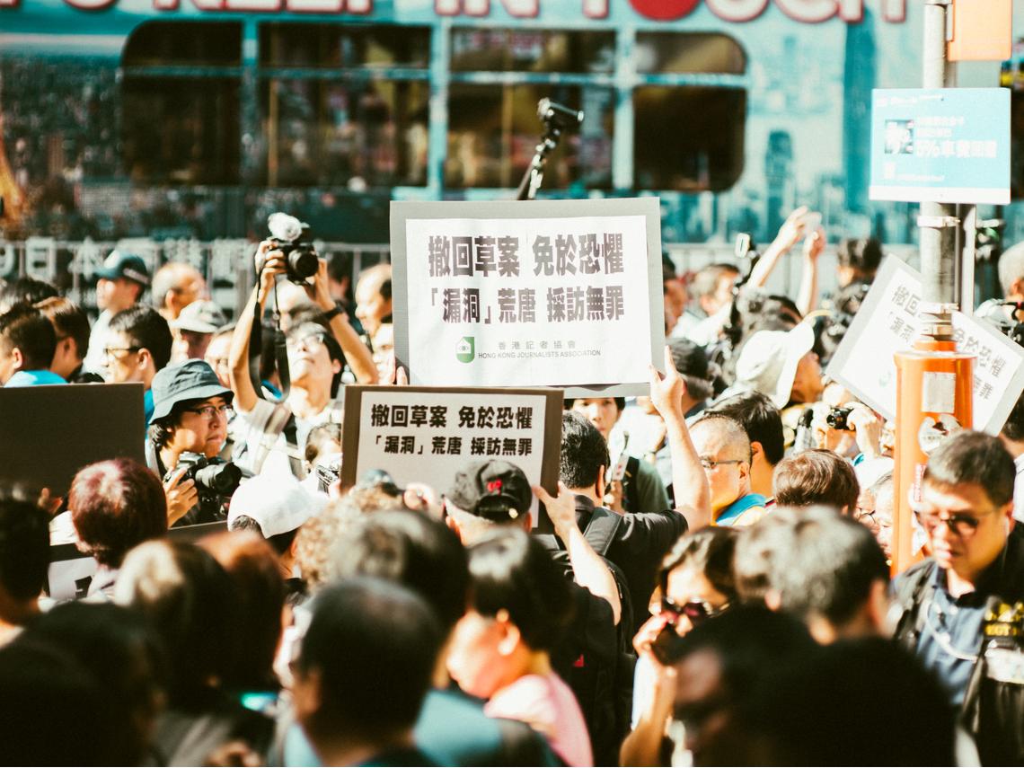 為何台灣人要關心香港修《逃犯條例》?3個重點看懂:未來連轉機、過境都危險