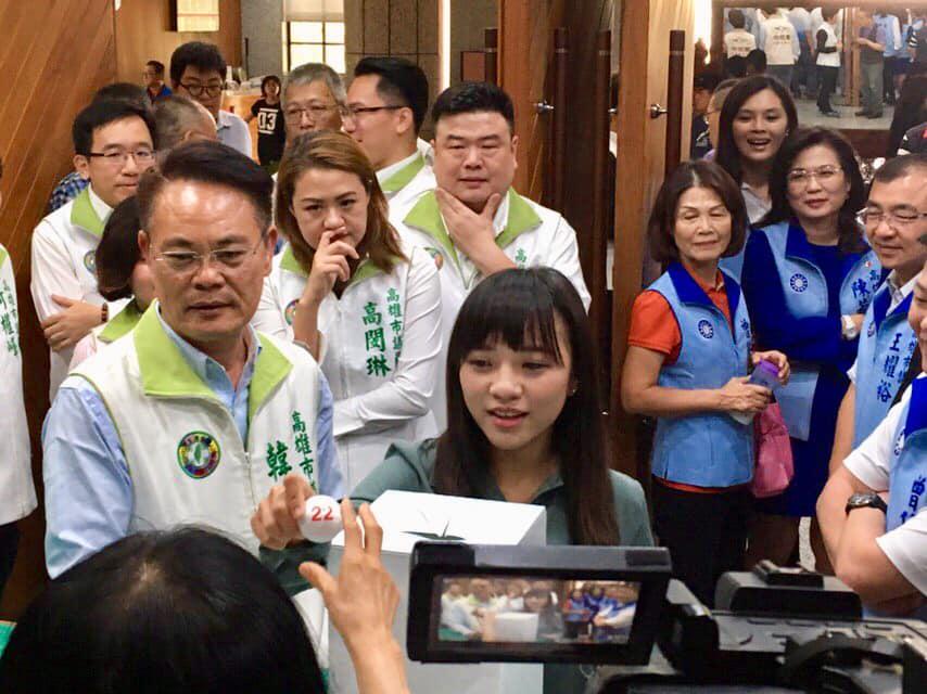 「議會史上最丟臉的一天」高雄議員質詢還得抽籤 原因竟是為了讓韓國瑜準時下班