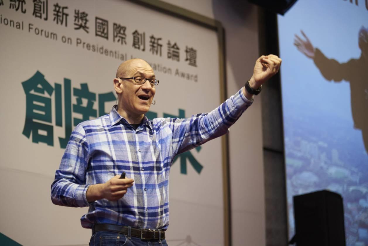 「台灣薪資真的給太低」矽谷創投教父給台灣的三大建言
