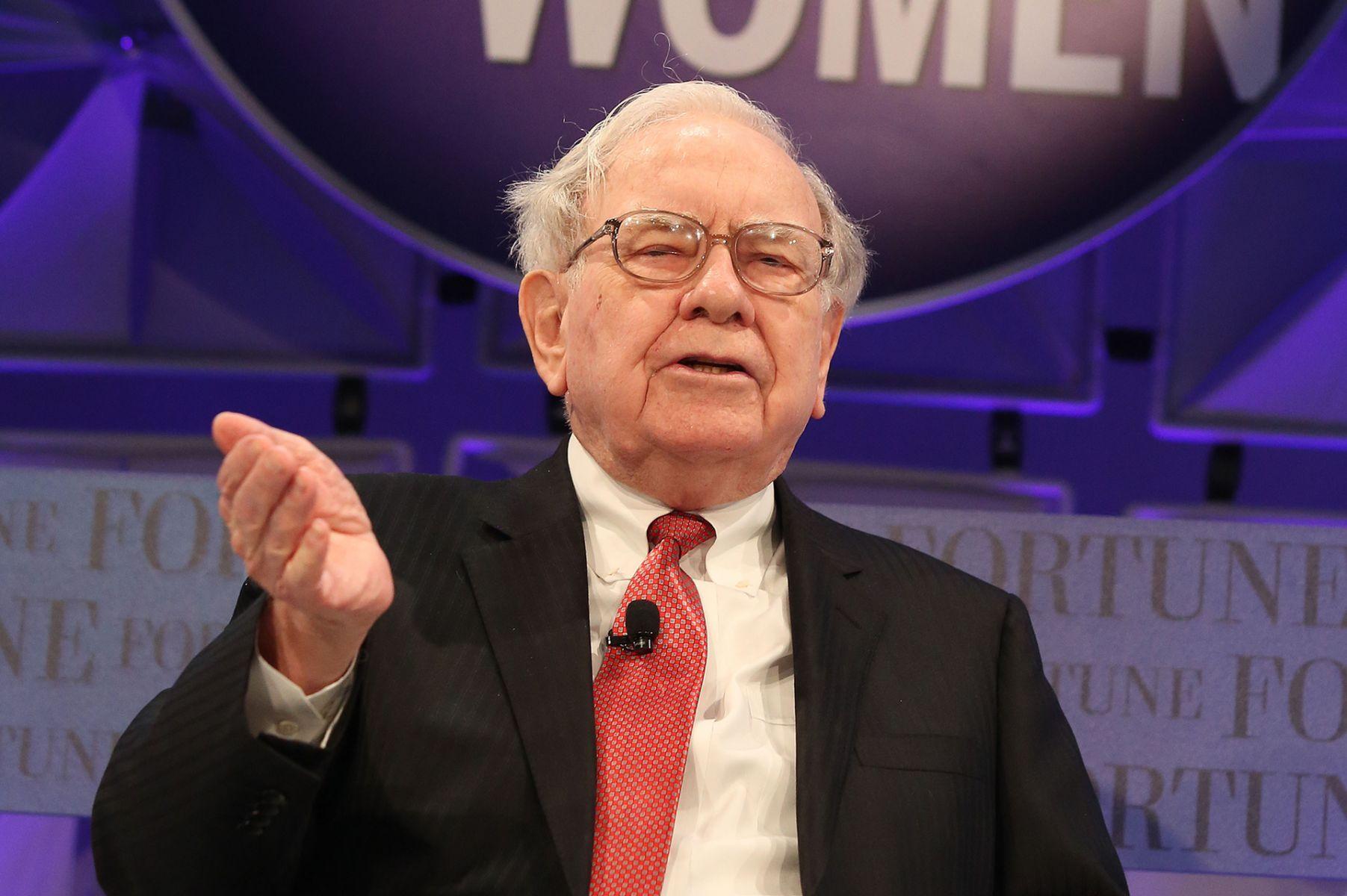 巴菲特:公司保留一美元,要能夠創造一美元的市值