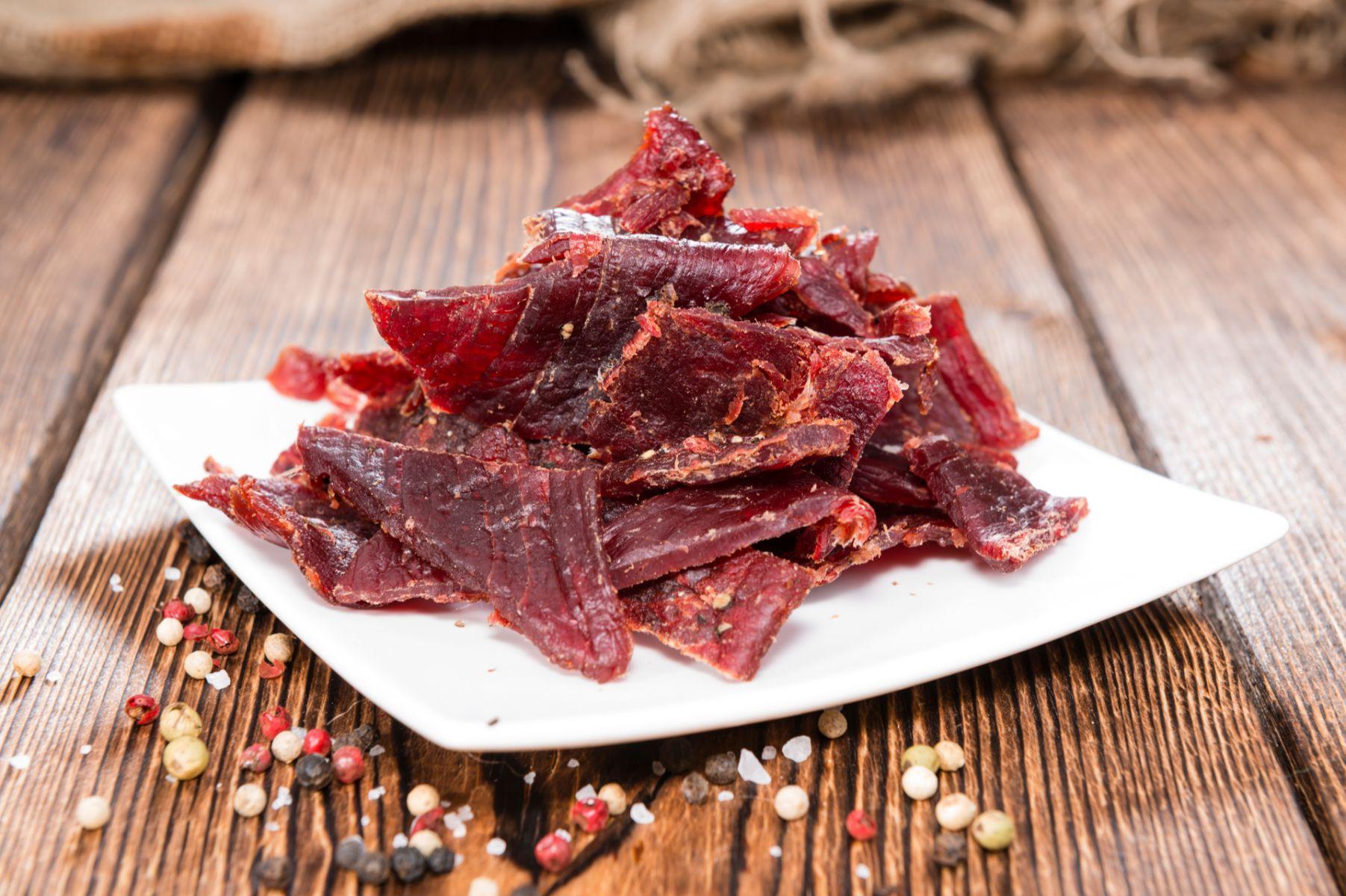 10天給你1公斤!看來無害的薄脆肉紙竟是肉乾界的熱量地雷王!