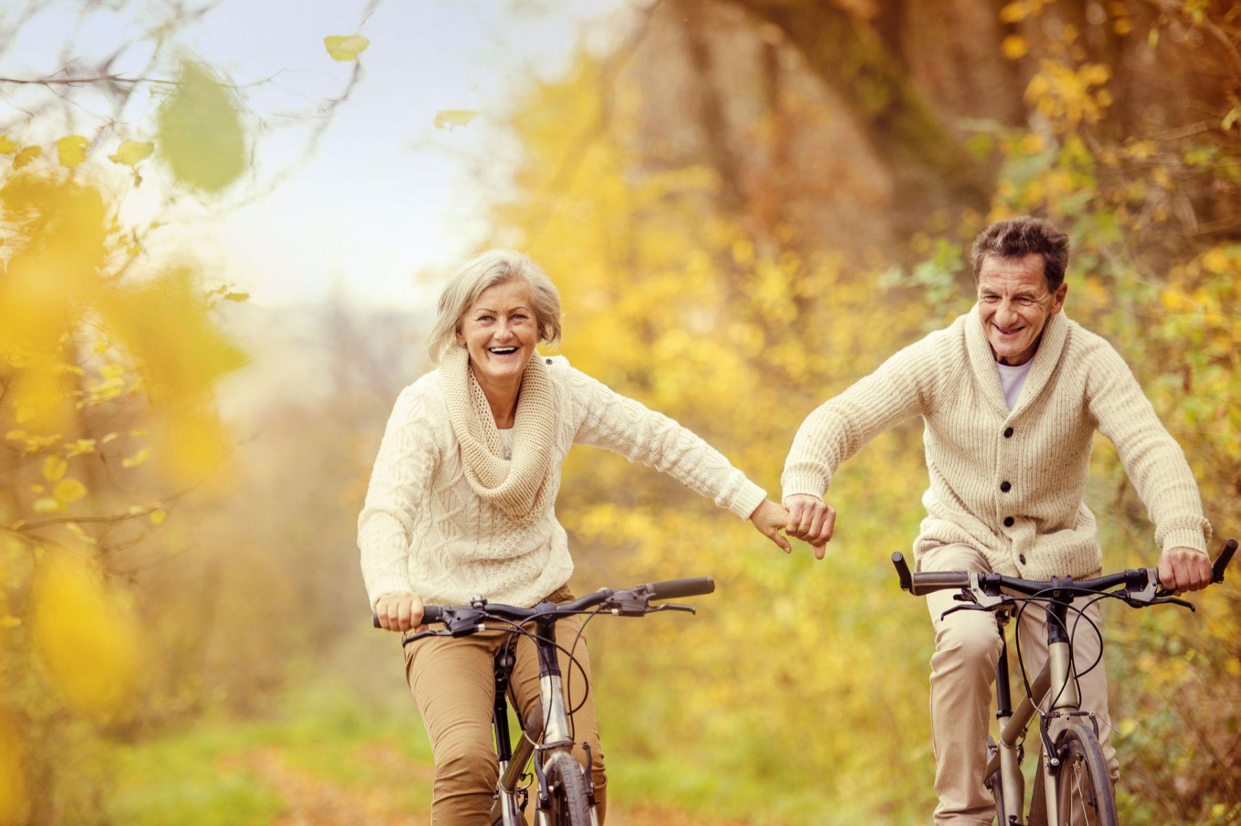 退休後開始充實心靈吧!人人都能過真正富足的生活
