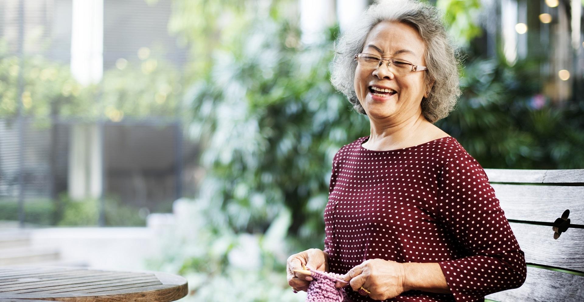 百歲阿嬤醫師的心靈雞湯:上年紀也可以培養全新的興趣!