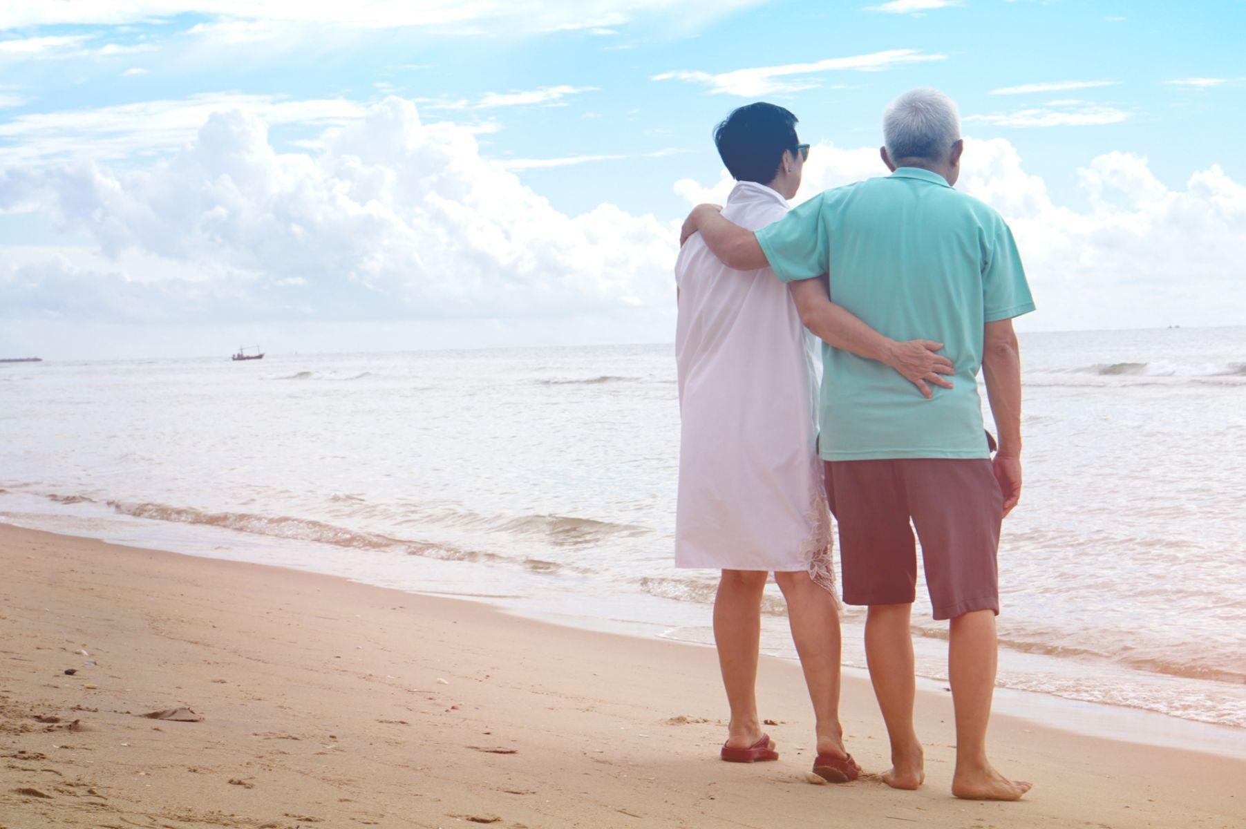我的60歲瘋狂老媽:登百岳、玩交友軟體,最後到澳洲結婚去!