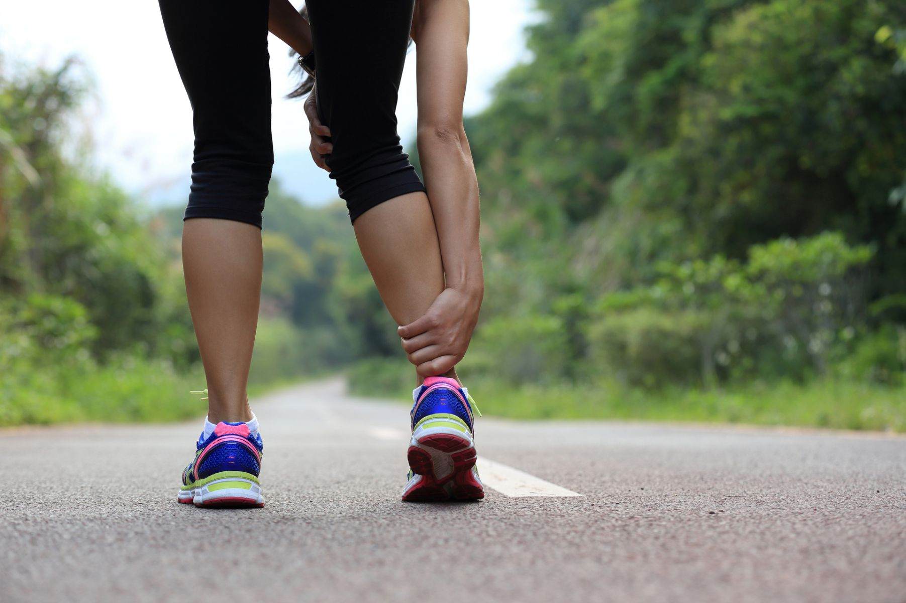 腳踝扭傷別輕忽!學會兩大處理原則 遊玩旺季走跳自如
