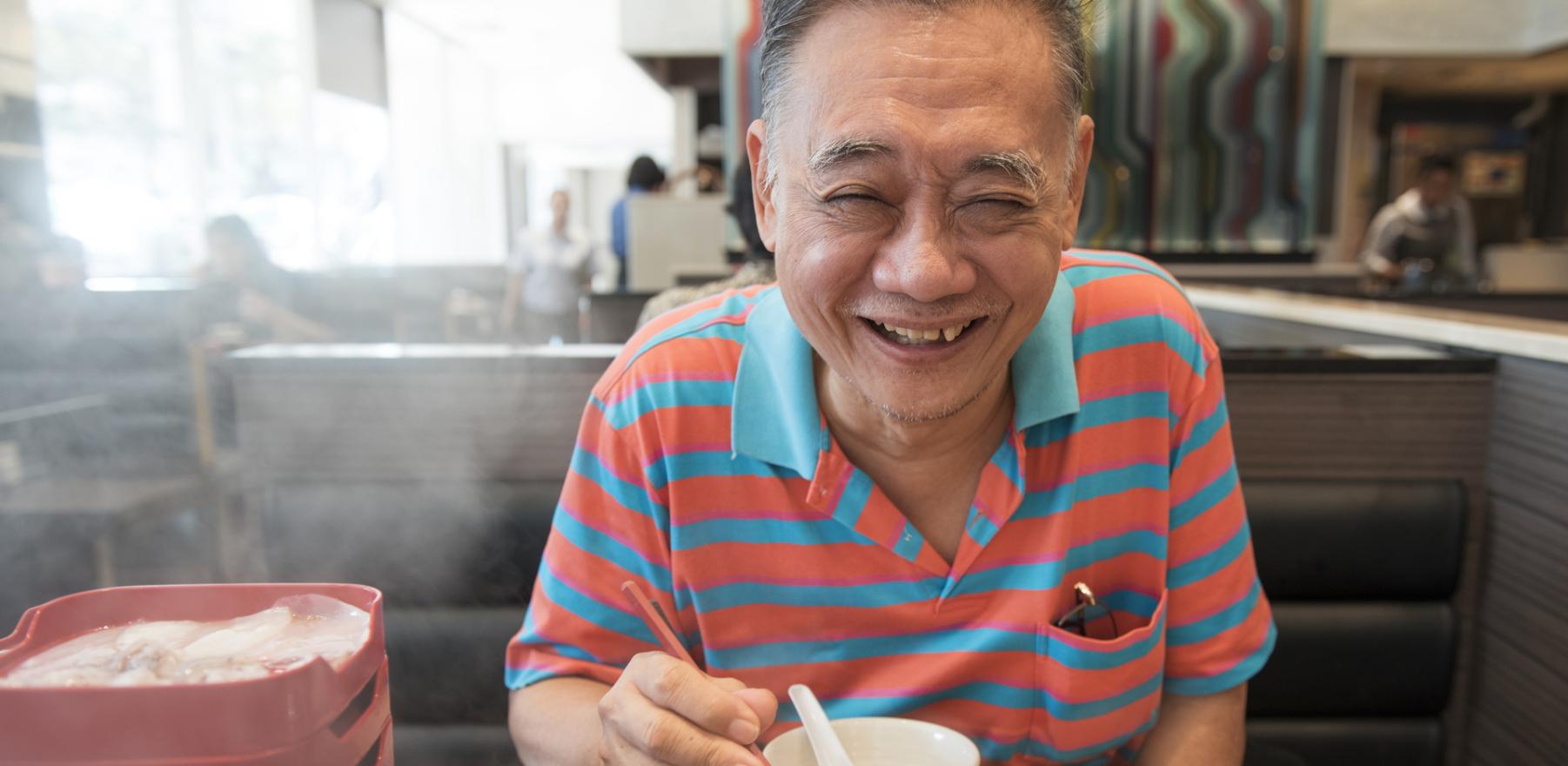 人老先從腸胃老,長壽全靠吃得好