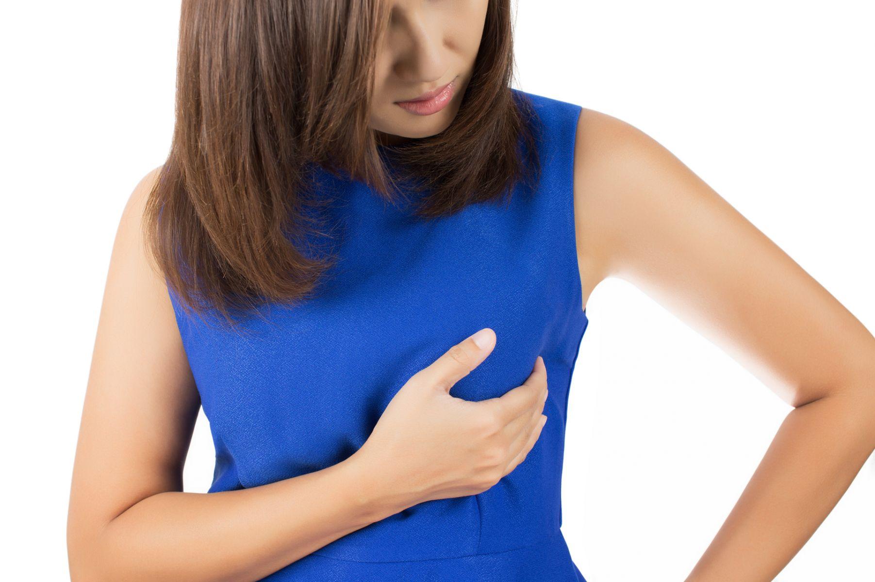 乳房有硬塊別忌諱就醫!及早治療成效好