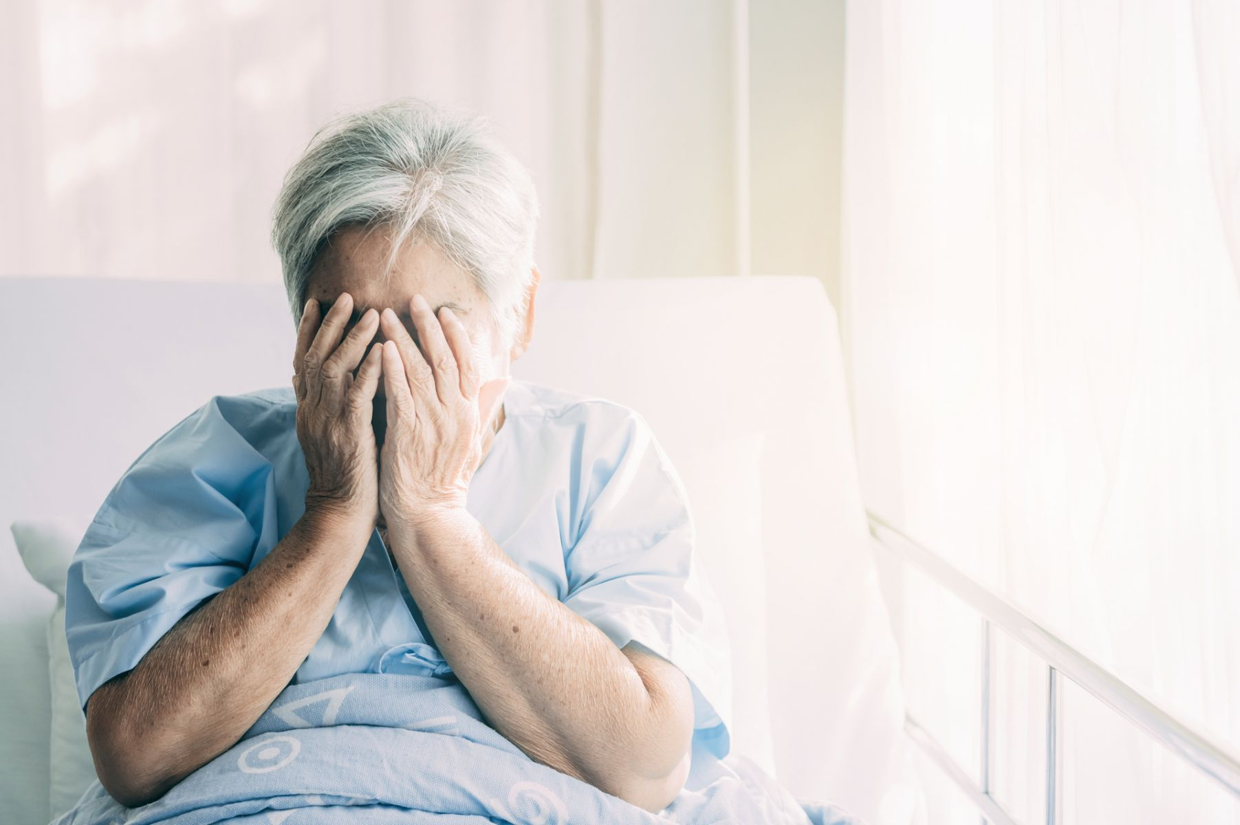 老年憂鬱症漸增 關心長輩及早就醫診治