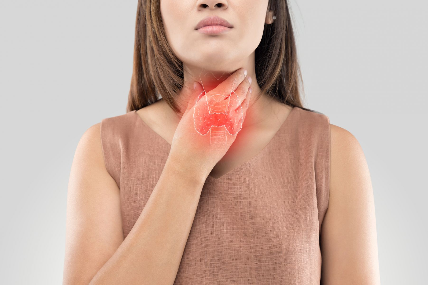 好發於20到45歲女性!甲狀腺疾病發生率逐年上升
