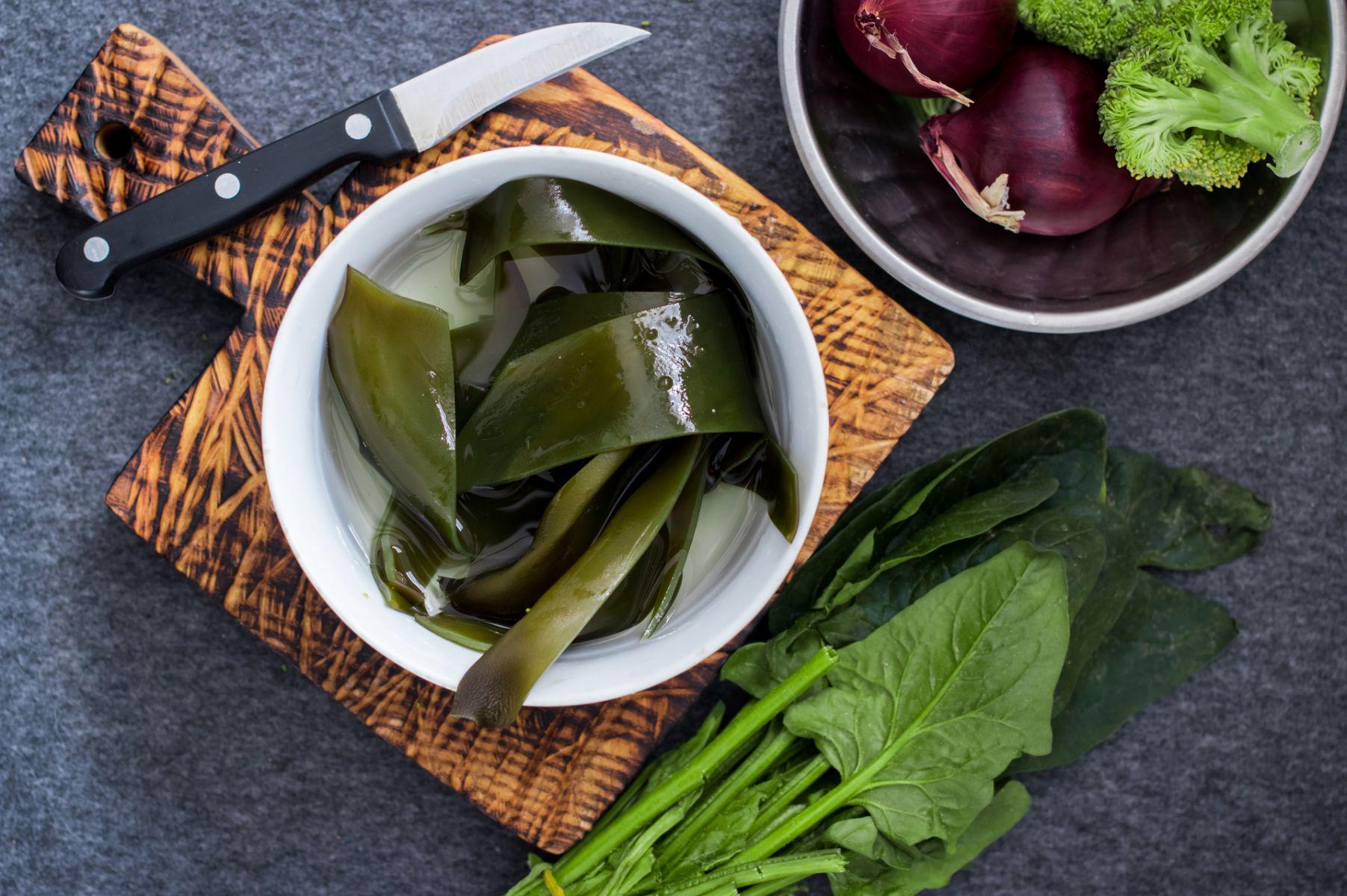 紫菜算是哪種「菜」?營養價值爆表的海藻食品