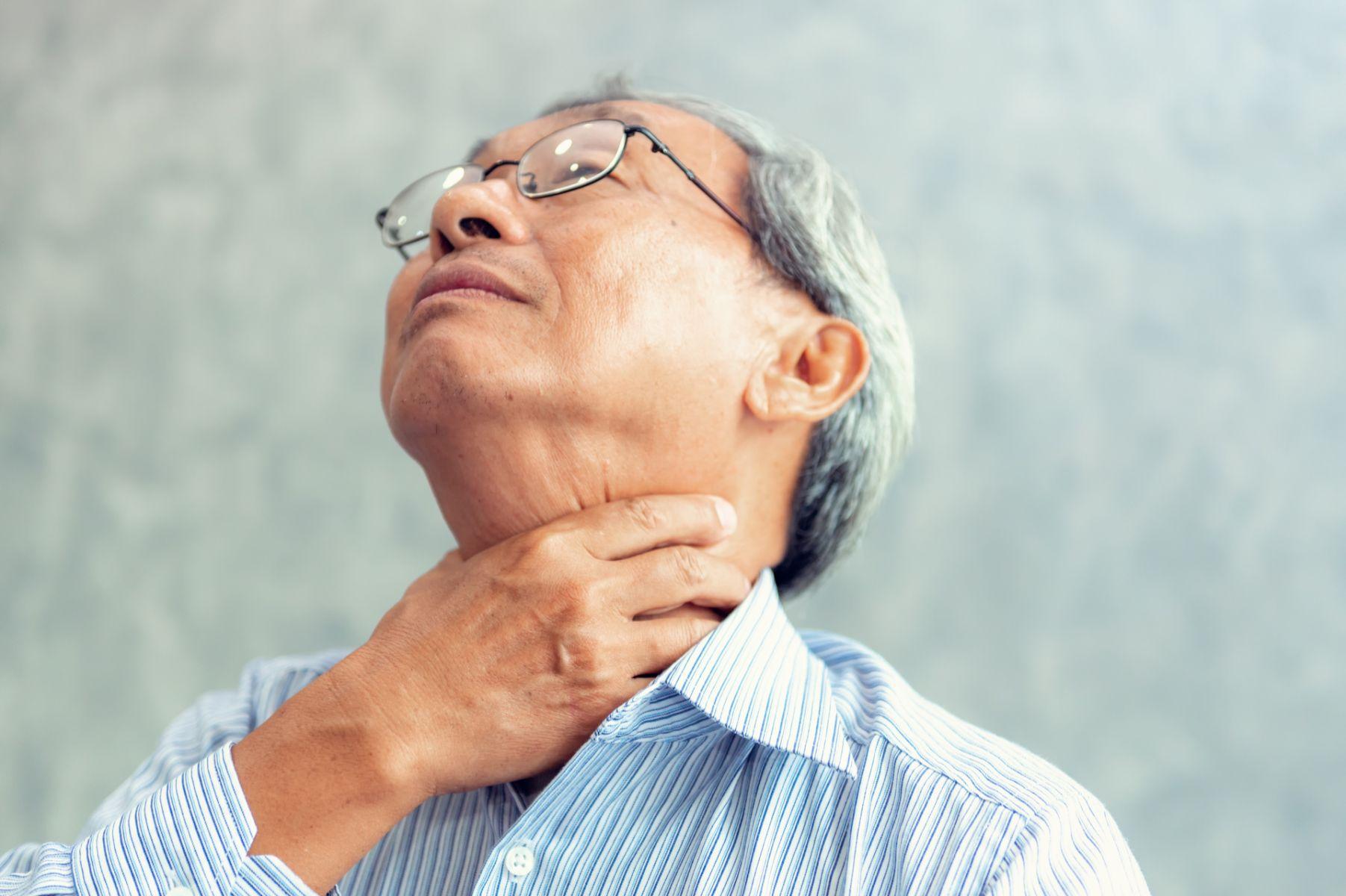 別小看「喘、咳、累」 菜瓜布肺恐上身