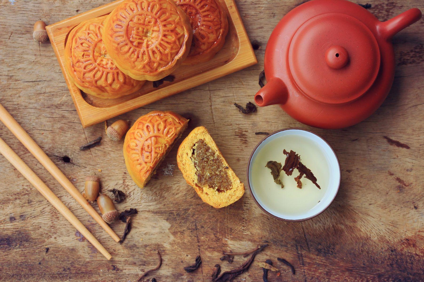 健康清爽度中秋!低糖低油月餅這樣吃