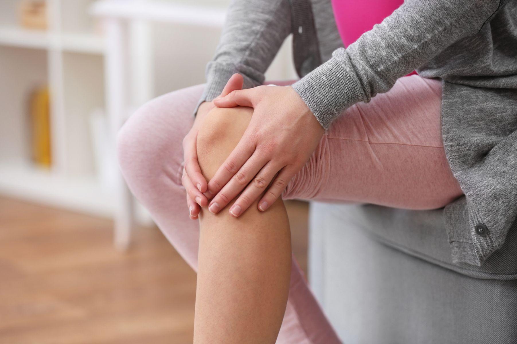 針灸、藥浴…中醫這樣治療退化性關節炎