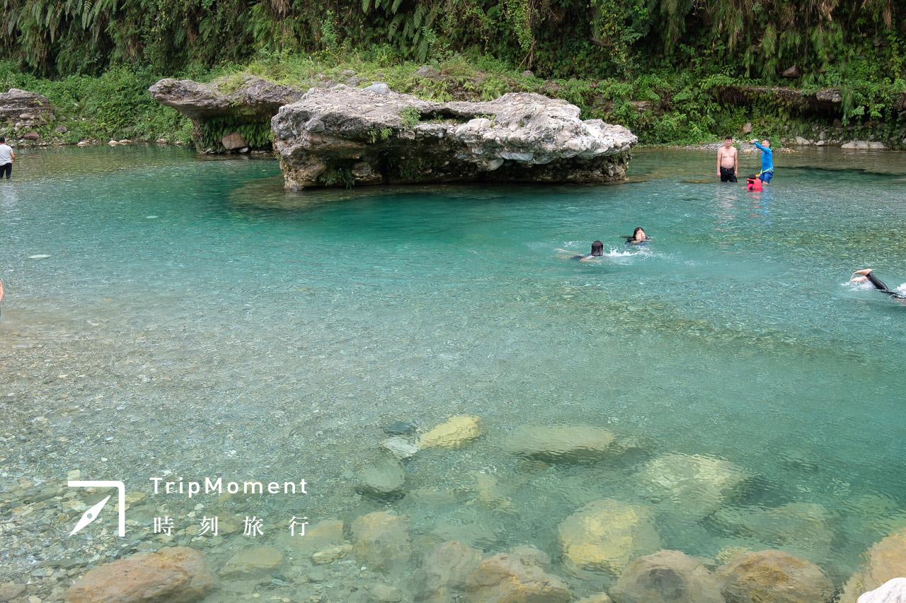 花蓮縣三棧溪》有「小太魯閣」美名的私藏玩水祕境