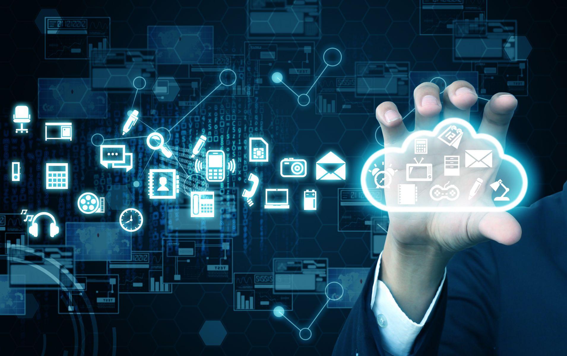 華碩向市場證明有能力建立完整雲端系統