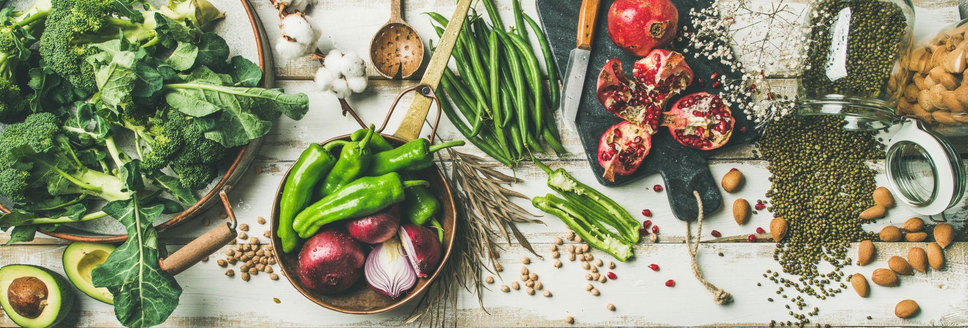 2019純素之年!吃素調體質 啟動身體自癒力