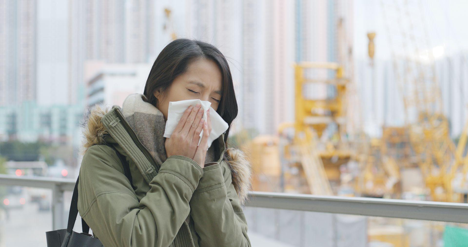 看不見的黑色敵人 PM2.5!呼吸道無形殺手