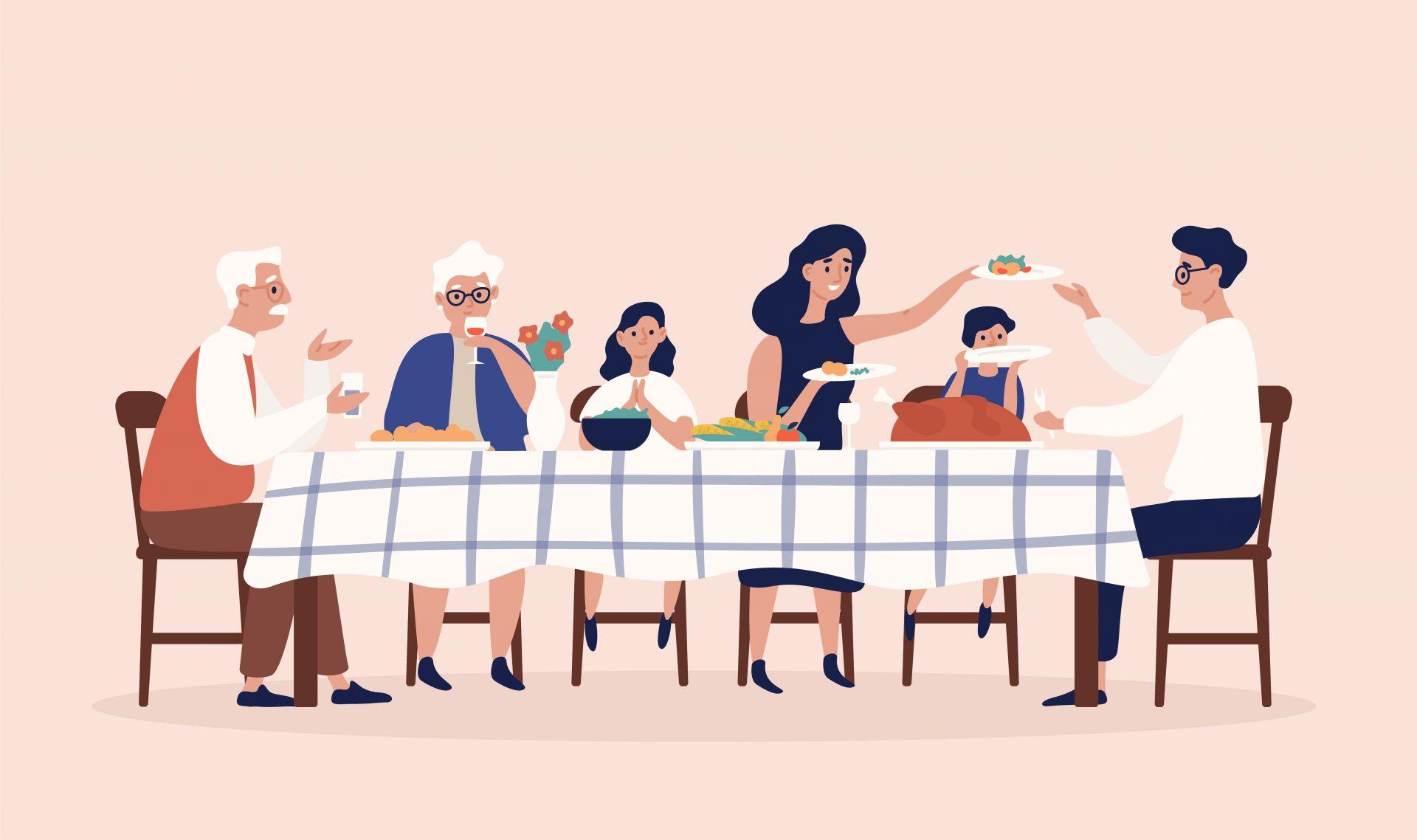 年節大吃大喝 中醫「降逆護胃茶」避免胃酸逆流!