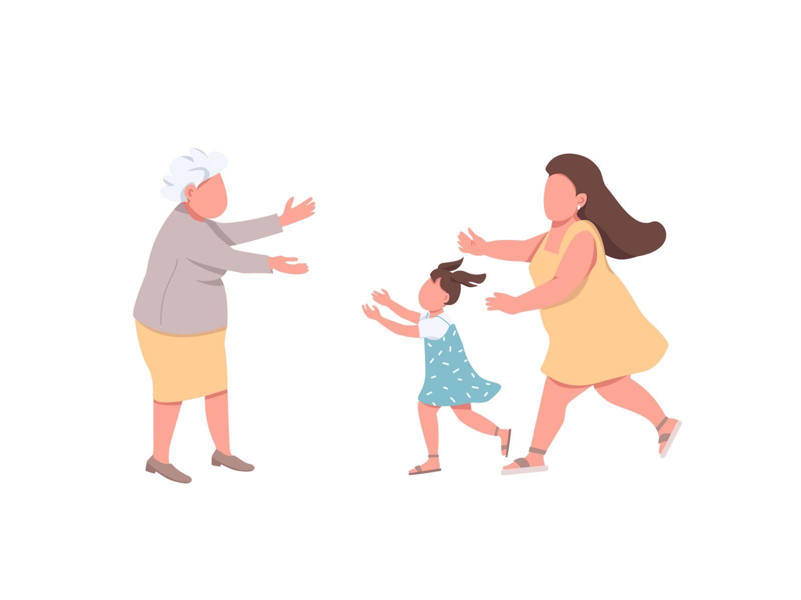 部落客宅女小紅:伴父親走過安寧最後一段路,家人更容易放下