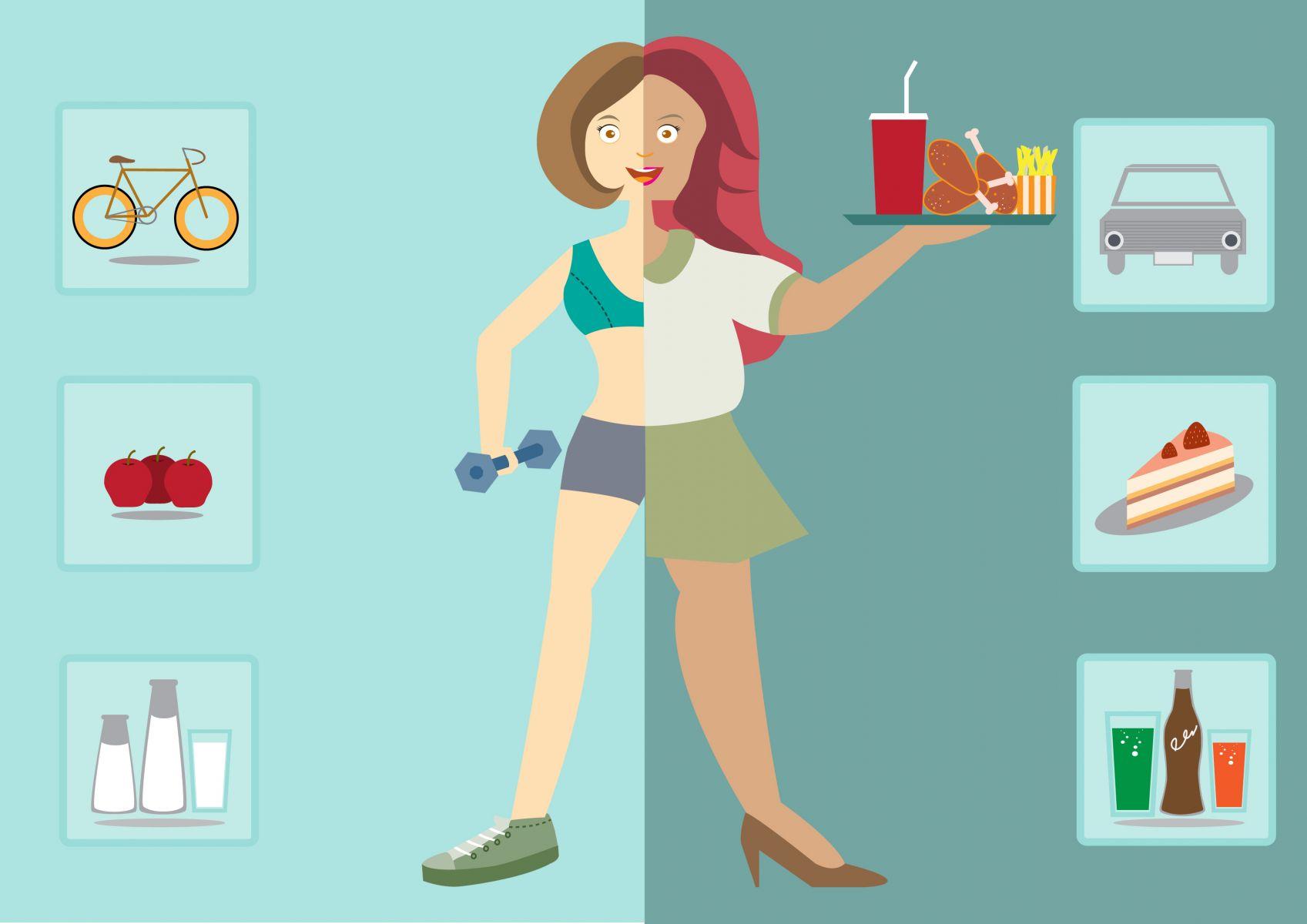 減肥選「低醣」或「低脂」?營養師:掌握1關鍵,減重效果看得見