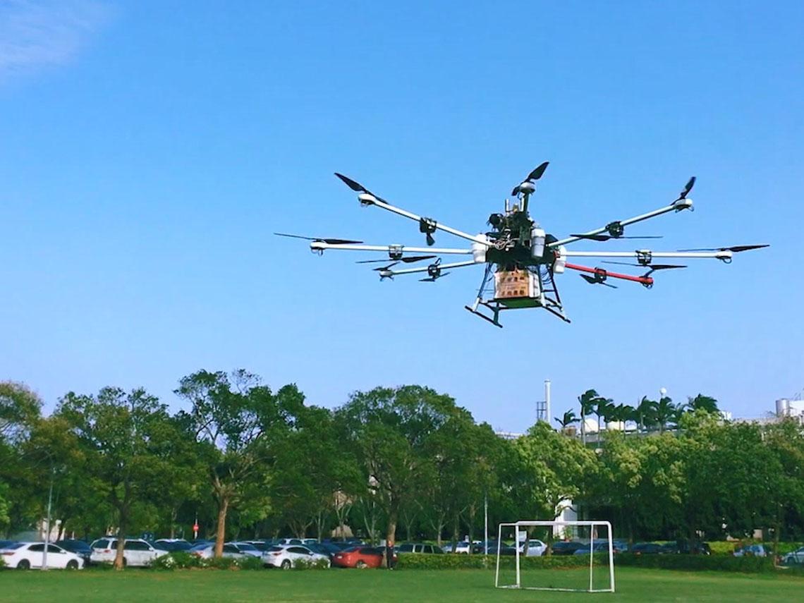 台灣商用無人機潛力無窮 獲國際大獎肯定