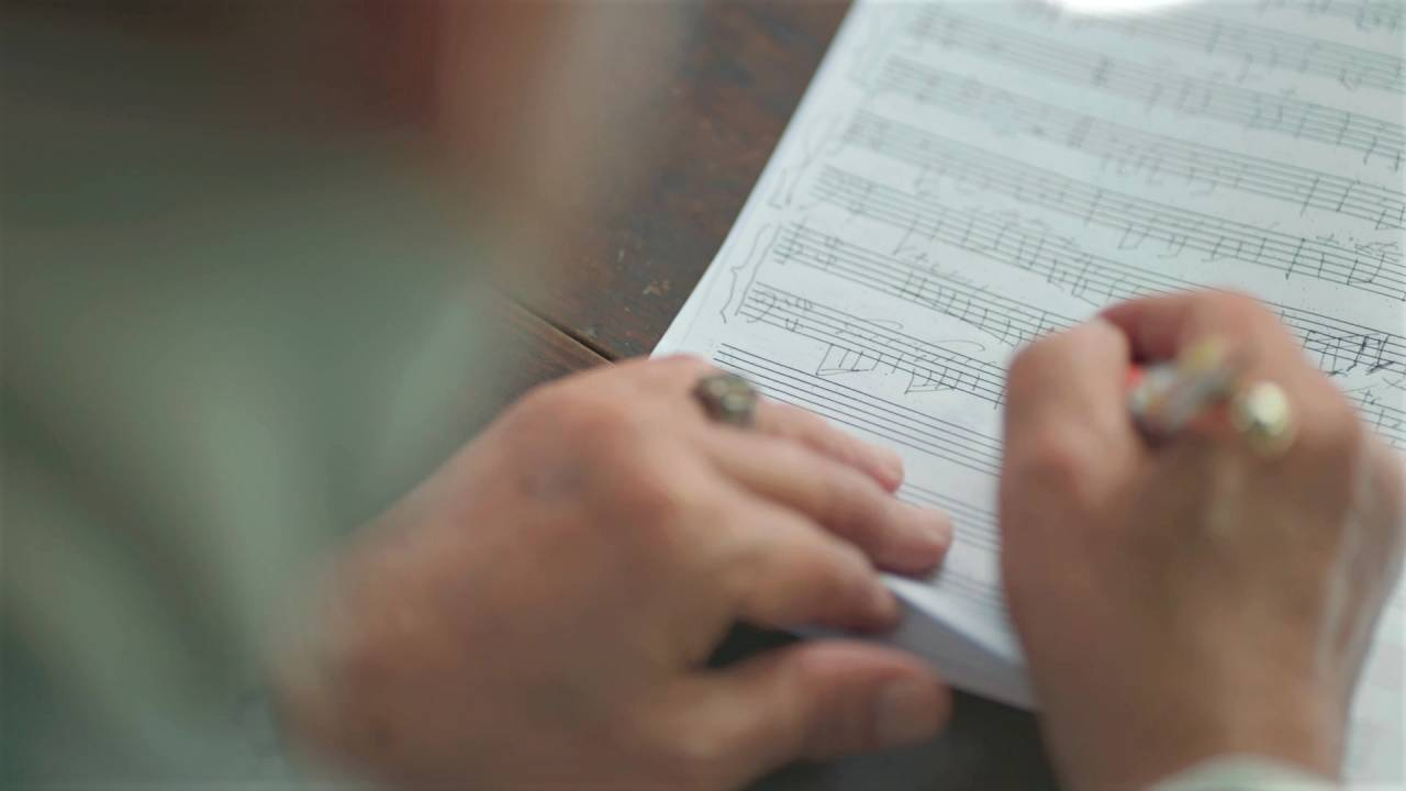 聲樂家黃南海致力於創作台灣藝術歌曲