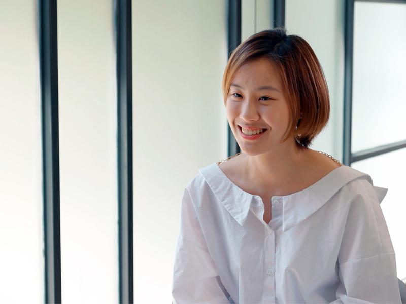 狂!16歲就與唐鳳開會! 她的高中作業促成台灣限塑政策