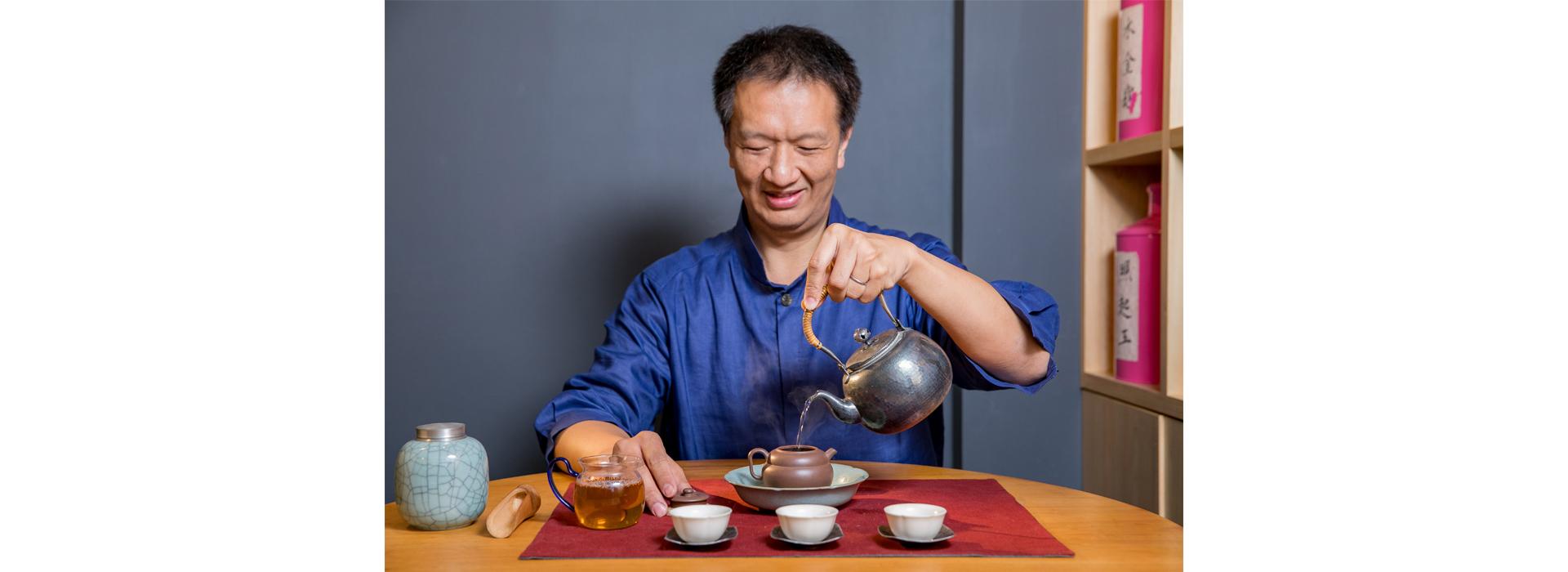 向喝茶睡不著說再見 照起工精品茶