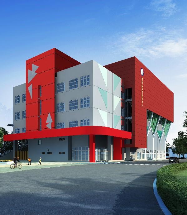 雲嘉嘉第一座國民運動中心預定今年四月正式啟用