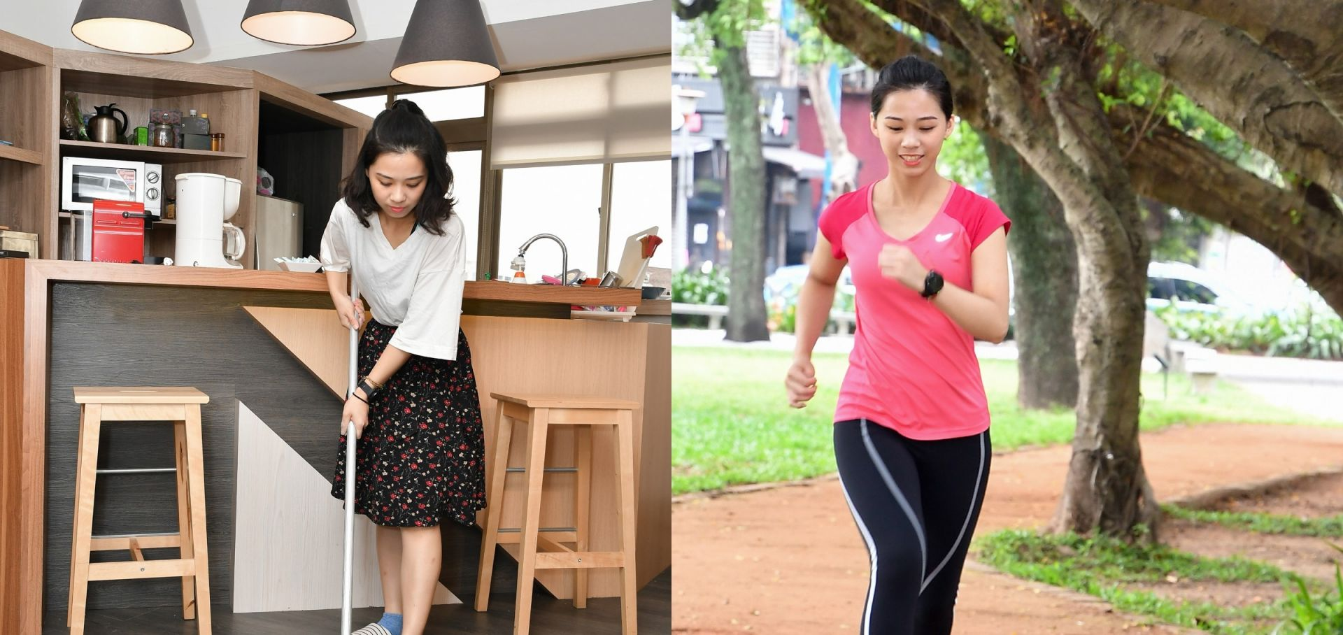 遛狗、逛街、做家事!用日常微運動告別腰內肉危機