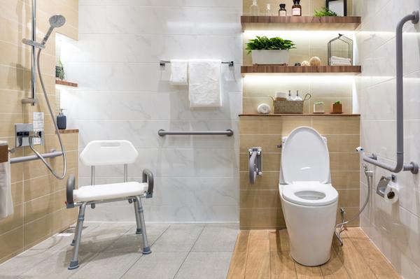 專題/退休了,幫自己打造一間安全又舒適的新浴室吧!