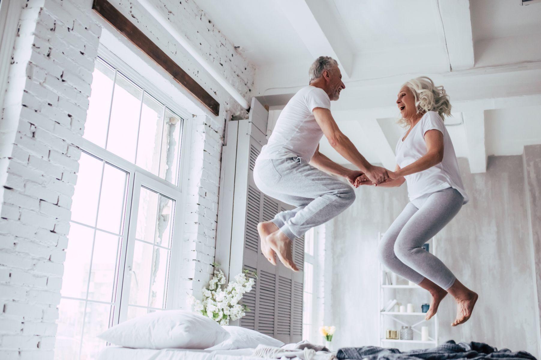 膝蓋好,感情就好?逾六成退化性膝關節炎患者坦言不「性」福